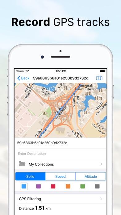 Galileo Offline Maps And Nav review screenshots