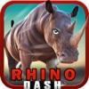 Rhino Dash Rampage Simulator - iPhoneアプリ