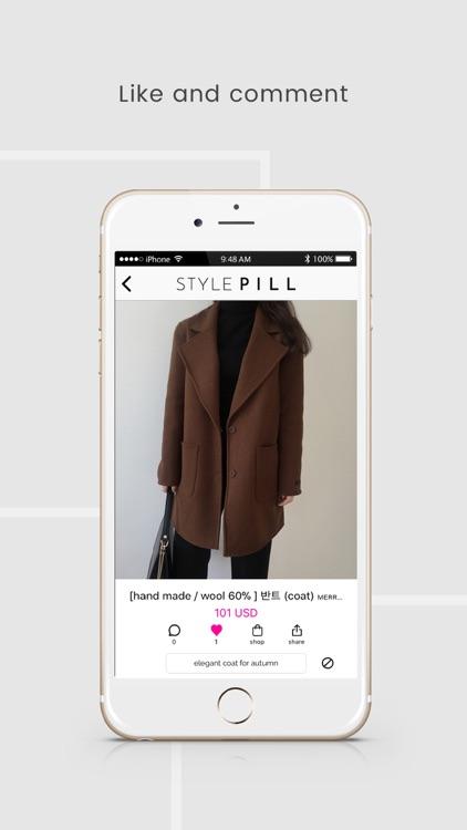 STYLEPILL screenshot-3