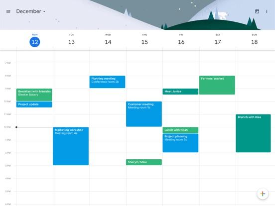 Screenshot #5 for Google Calendar: Time Planner