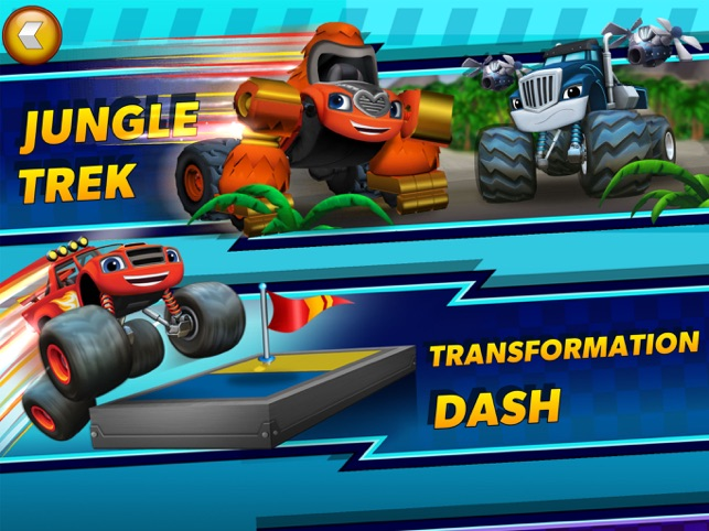 Blaze And The Monster Machines Game Bundle On The App Store