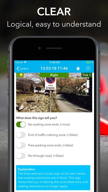 Driving Theory Test Car UK screenshot-4
