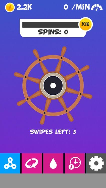 Fidget Spinner - Spin Simulator