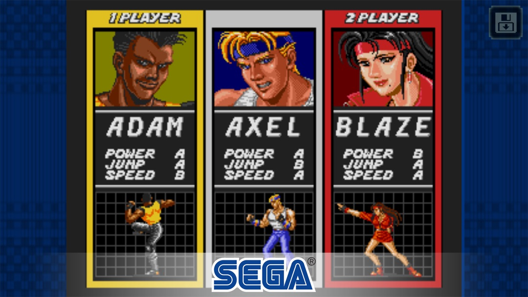 Streets of Rage Classic Online Hack Tool