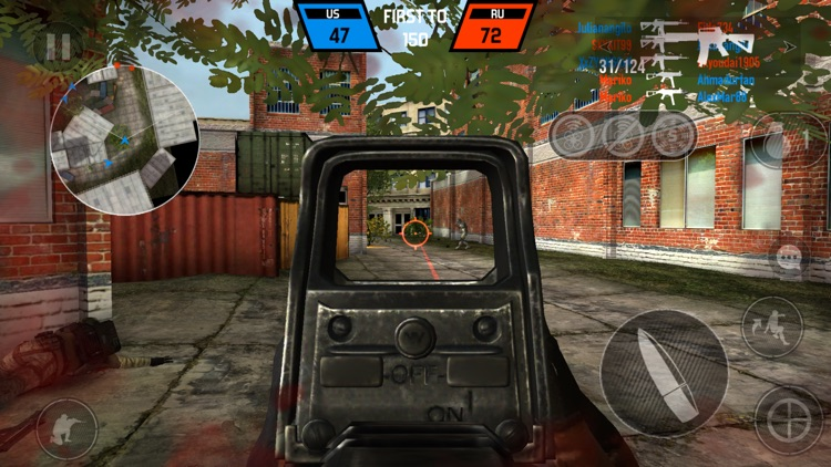 Bullet Force screenshot-4