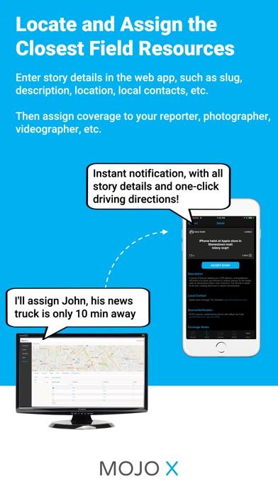 MOJO X app at AppGhost com