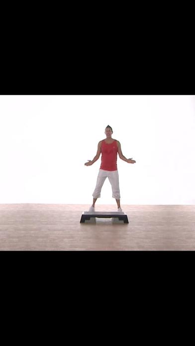 Schritt Tanz FitnessScreenshot von 3