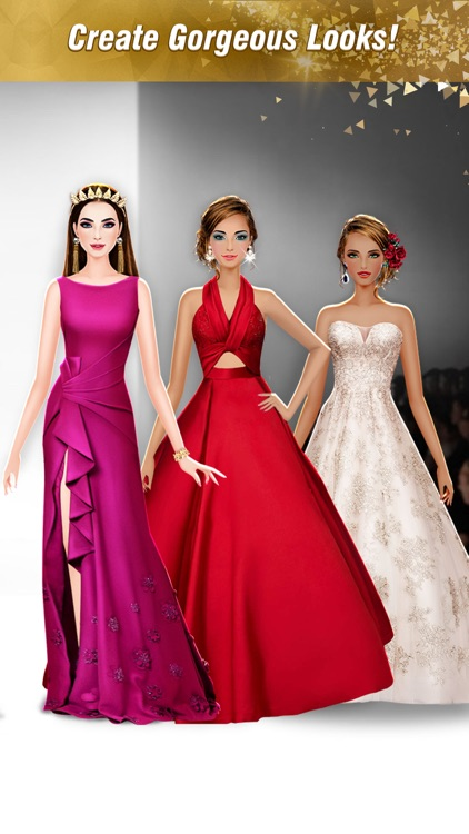 Dress Up Fashion Design Studio screenshot-0