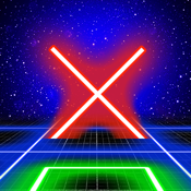 Tic Tac Toe Glow by TMSOFT icon