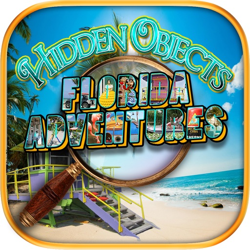 Hidden Objects - Florida Adventure & Object Time