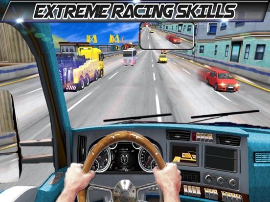 In Truck Driving Highway Games screenshot 9