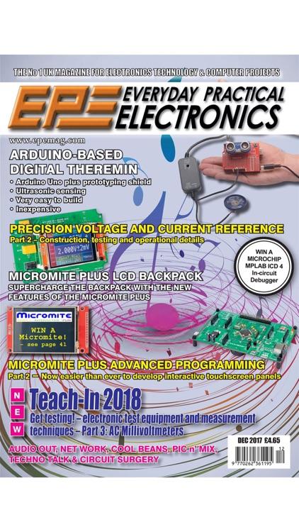Everyday Practical Electronics Magazine screenshot-4