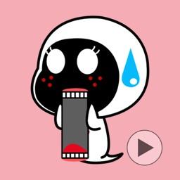 Boom - Halloween Emoji GIFs