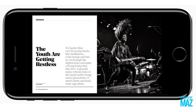 Revolver Magazine screenshot-3