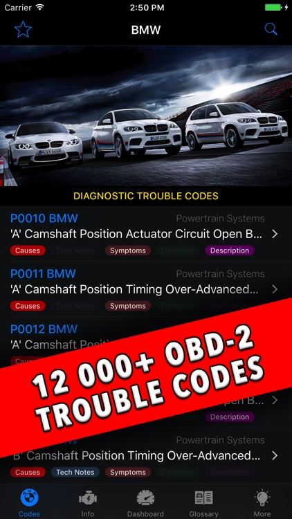 BMW App! screenshot-0