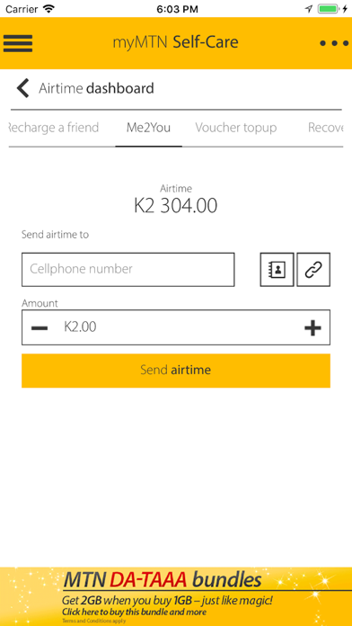 MyMTN for PC Free Download - Windows / Mac - PC Apps Naija