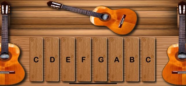 Easy Guitar Kit Screenshot