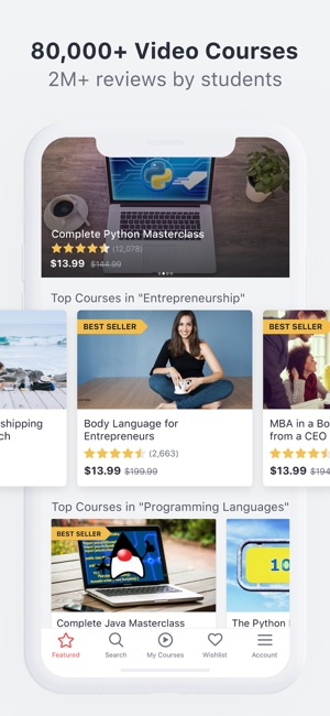 Udemy - Online Courses on the App Store