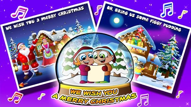Christmas Song Collection Screenshot