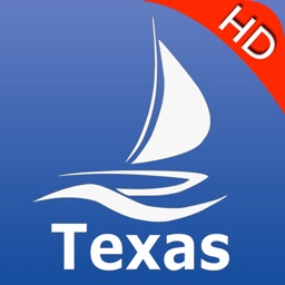 Texas GPS Nautical Charts Pro
