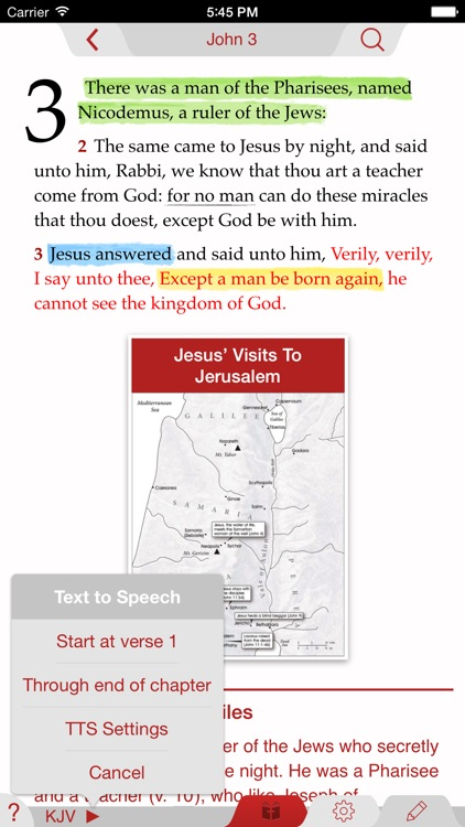 KJV Study Bible screenshot-0