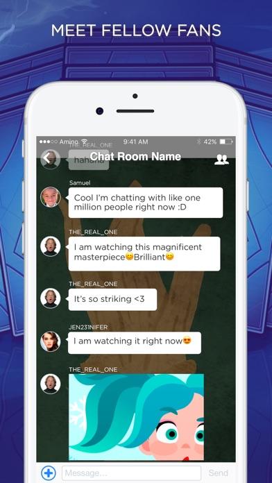 Champions Amino for Paladins Screenshot on iOS