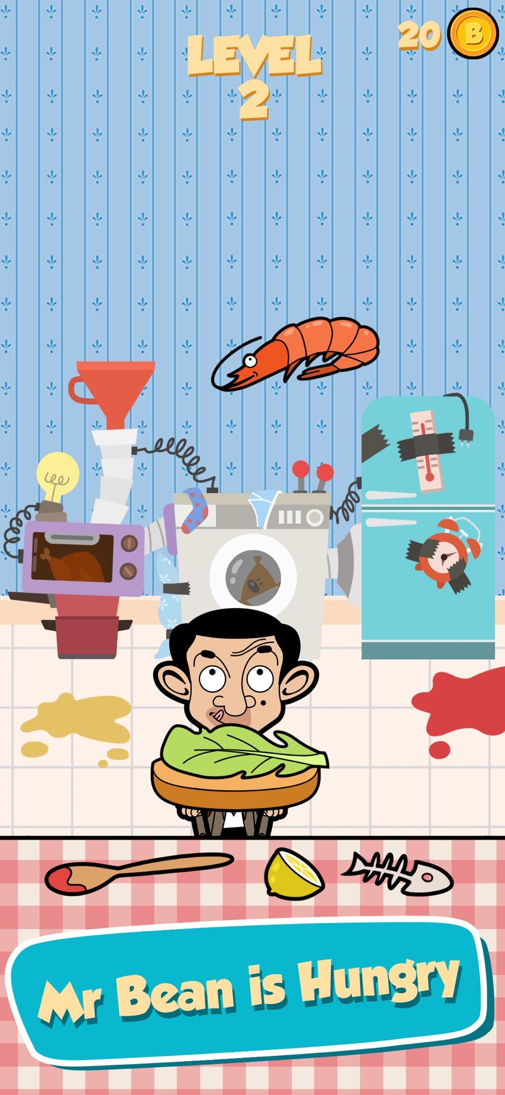 Mr Bean – Sandwich Stack Cheat Codes