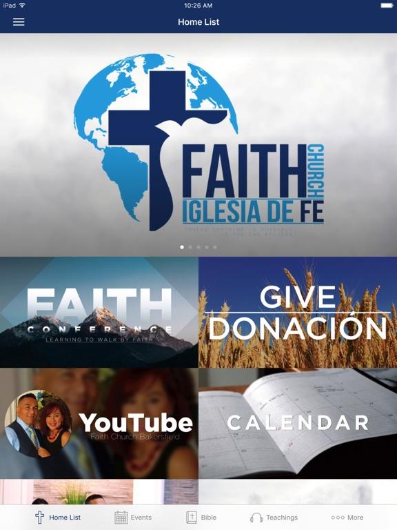 Faith Church Bakersfield screenshot 4