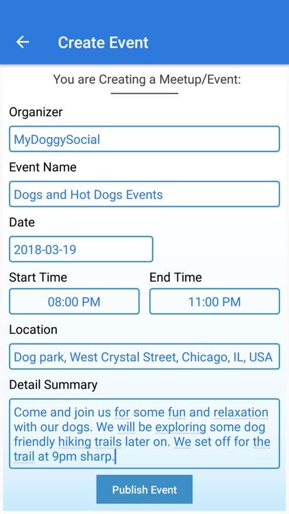 MyDoggySocial - For Dog Lovers screenshot-4