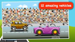 ベビー人種 - あなたの車を構築し、レースを作るのおすすめ画像4