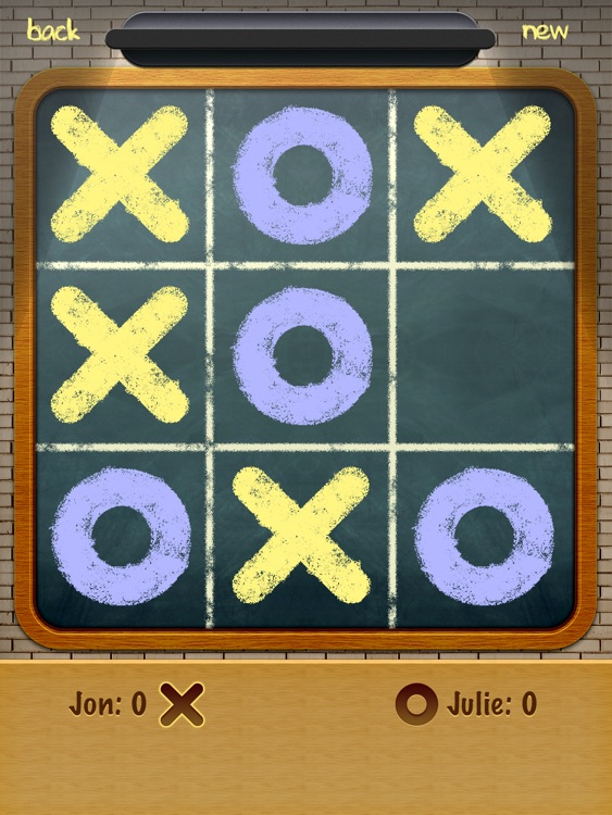 Tic Tac Toe HD! screenshot-0