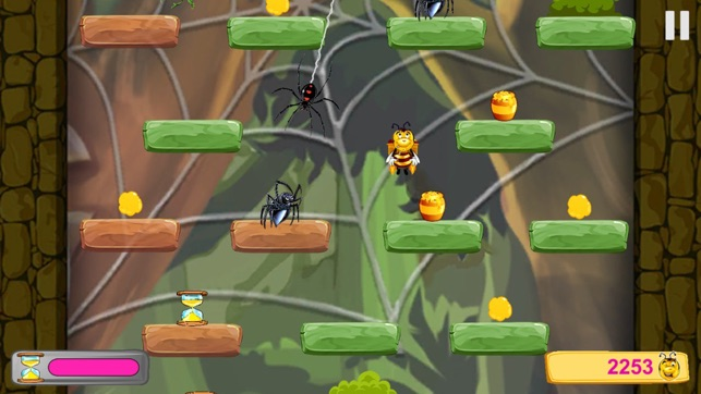 Honey Jump Screenshot