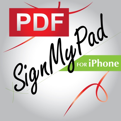 SignMyPad for iPhone