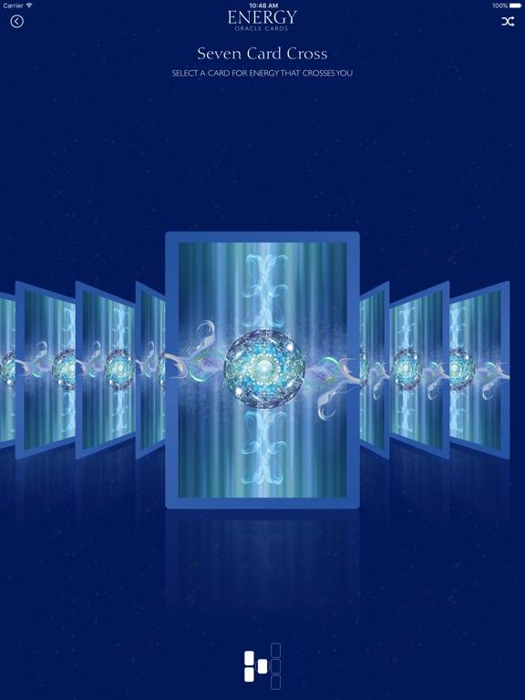 Energy Oracle Cards screenshot 8