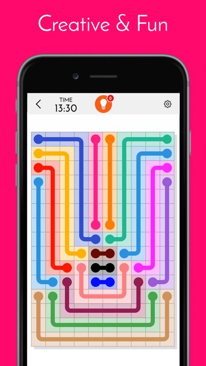 Knots Puzzle screenshot-5