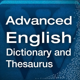 Advanced Dictionary&Thesaurus