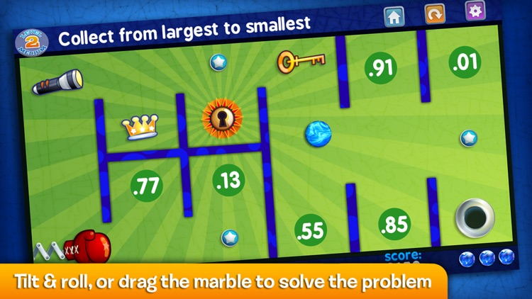 Marble Math screenshot-1