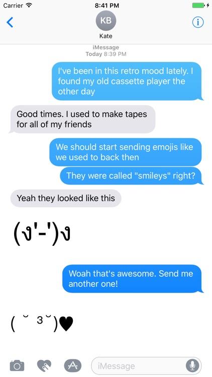 Retro Emoji