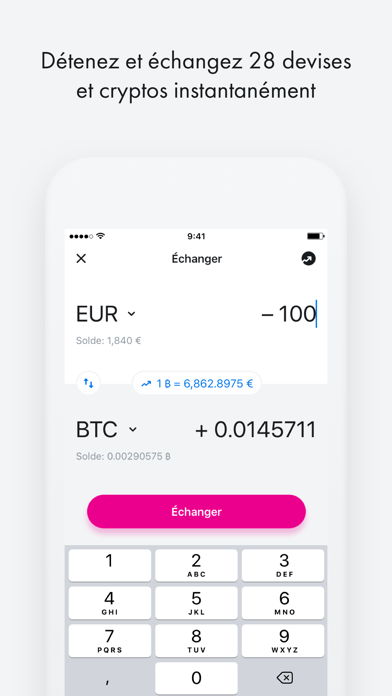 Screenshot for Revolut - Bien mieux que votre in Lebanon App Store