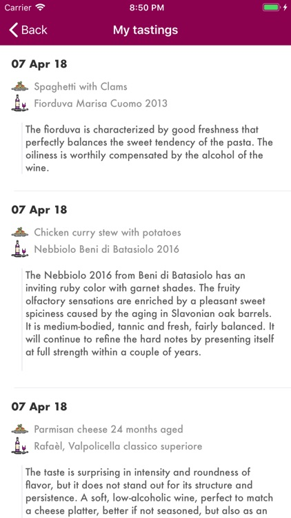 Decanto - Wine Pairing screenshot-3