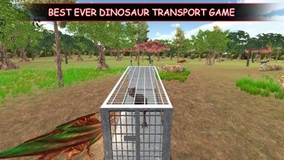 Dino Truck :Angry Dino Capture screenshot three