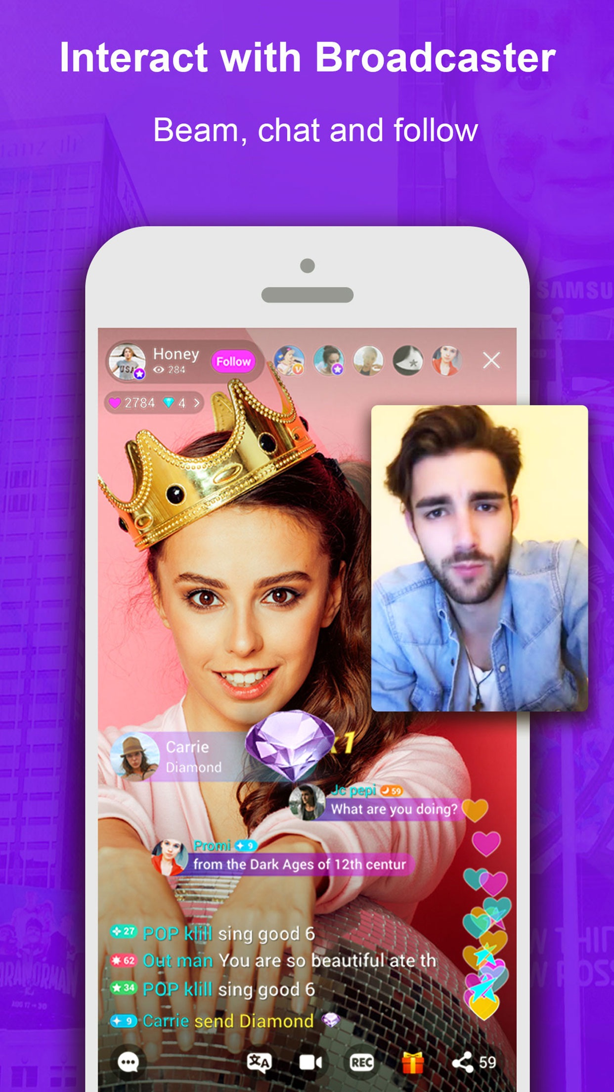 Live.me – Live Video Chat Screenshot