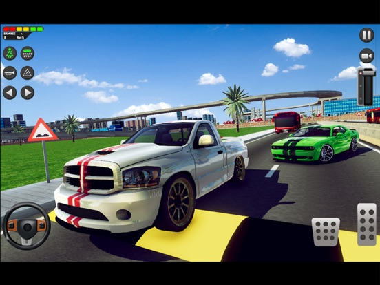 市 車 運転 学校 sim 3dのおすすめ画像8