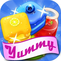 Candy Yummy Mania - Sweet Book