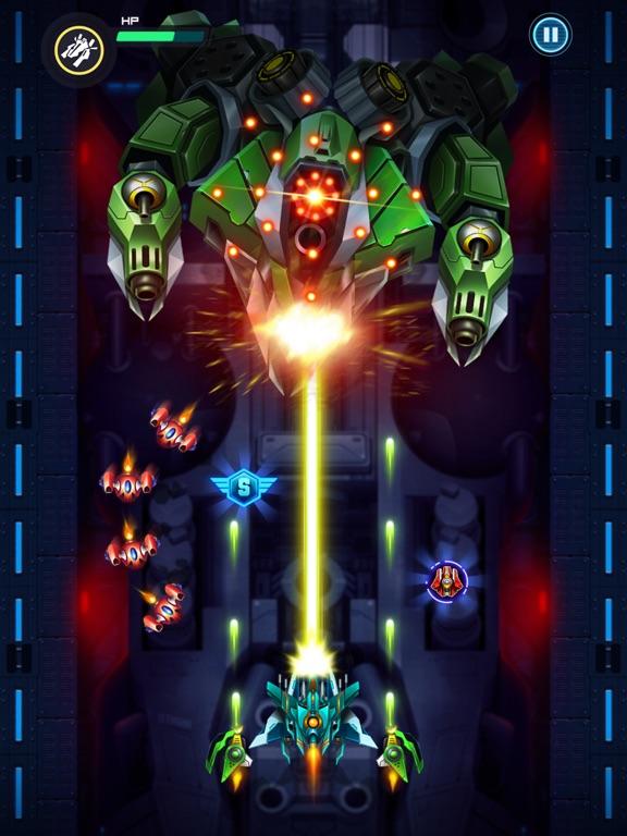 Infinity Shooting: Galaxy War screenshot #2