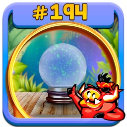 The Crystal Ball Hidden Object