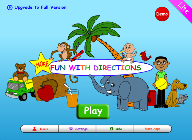‎More Fun Directions HD Lite Screenshot