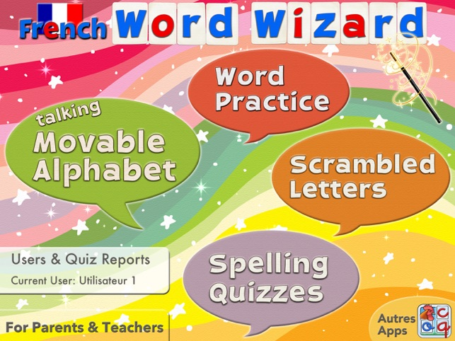 French Word Wizard On The App Store