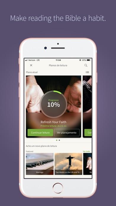 Niv Bible App review screenshots
