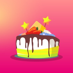 Birthday iMessage Sticker App